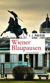 Vergrößerte Darstellung Cover: Wiener Blaupausen. Externe Website (neues Fenster)