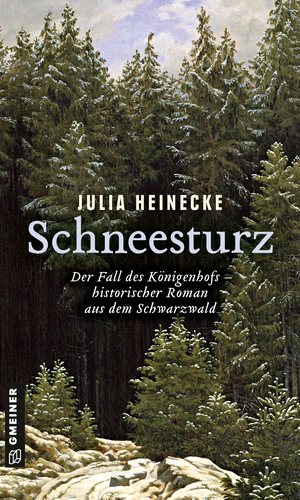 Schneesturz - Der Fall des Königenhofs