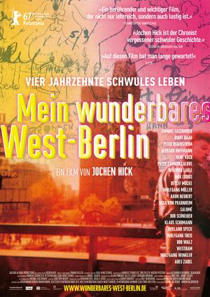 Mein wunderbares West-Berlin (mit englischem Untertitel)