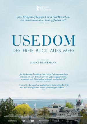 Usedom - Der freie Blick aufs Meer