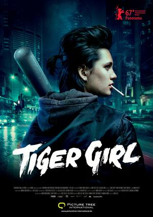 Tiger Girl (mit englischem Untertitel)