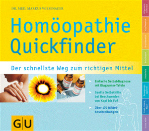 Homöopathie Quickfinder