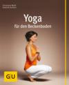 Vergrößerte Darstellung Cover: Yoga für den Beckenboden. Externe Website (neues Fenster)