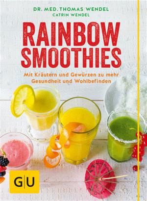 Rainbow-Smoothies