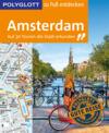 Vergrößerte Darstellung Cover: POLYGLOTT Reiseführer Amsterdam zu Fuß entdecken. Externe Website (neues Fenster)