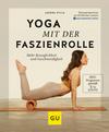 Vergrößerte Darstellung Cover: Yoga mit der Faszienrolle. Externe Website (neues Fenster)