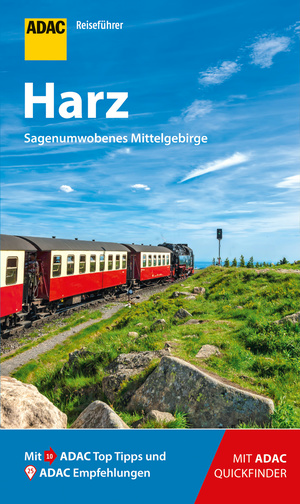 ADAC Reiseführer Harz
