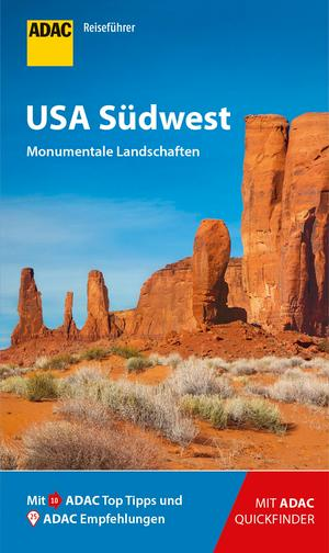 ADAC Reiseführer USA-Südwest