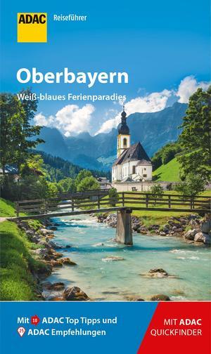 ADAC Reiseführer Oberbayern