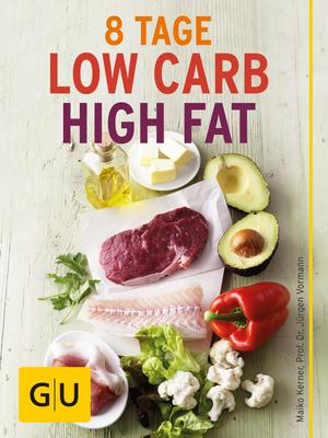 8 Tage Low Carb High Fat