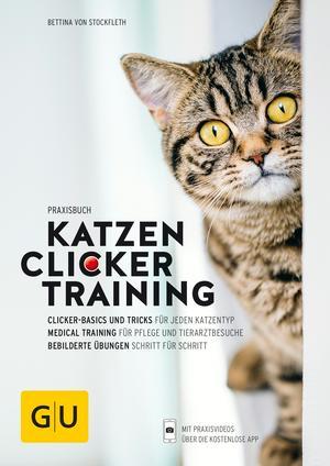 Praxisbuch Katzen-Clickertraining