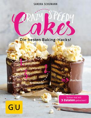 Crazy Speedy Cakes