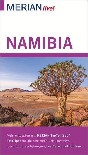 MERIAN live! Reiseführer Namibia