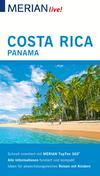 Vergrößerte Darstellung Cover: MERIAN live! Reiseführer Costa Rica Panama. Externe Website (neues Fenster)