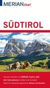 Vergrößerte Darstellung Cover: MERIAN live! Reiseführer Südtirol. Externe Website (neues Fenster)