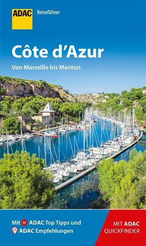ADAC Reiseführer Côte d'Azur