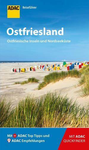 ADAC Reiseführer Ostfriesland und Ostfriesische Inseln