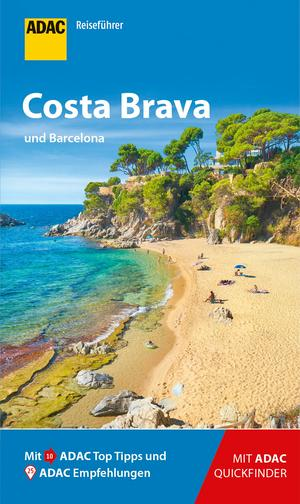 ADAC Reiseführer Costa Brava