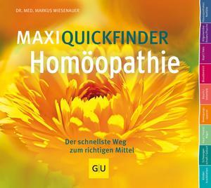 Maxi-Quickfinder Homöopathie