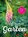 Vergrößerte Darstellung Cover: Kraftquelle Garten. Externe Website (neues Fenster)