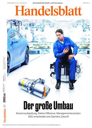 Handelsblatt (19.02.2021)