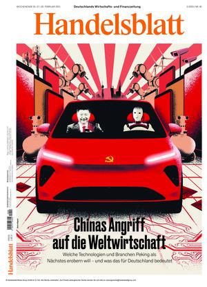 Handelsblatt (26.02.2021)