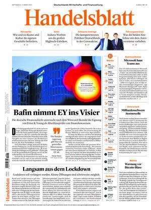 Handelsblatt (03.03.2021)