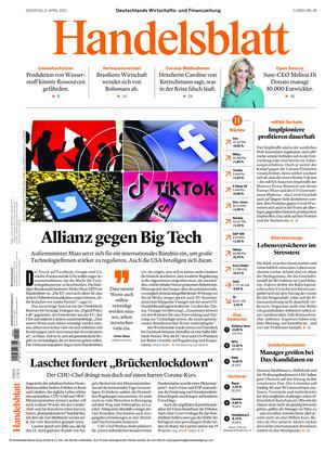 Handelsblatt (06.04.2021)