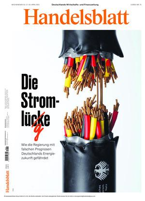 Handelsblatt (16.04.2021)