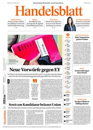 Handelsblatt (19.04.2021)