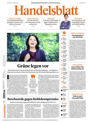 Handelsblatt (20.04.2021)