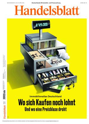 Handelsblatt (23.04.2021)