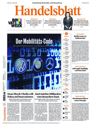 Handelsblatt (03.05.2021)