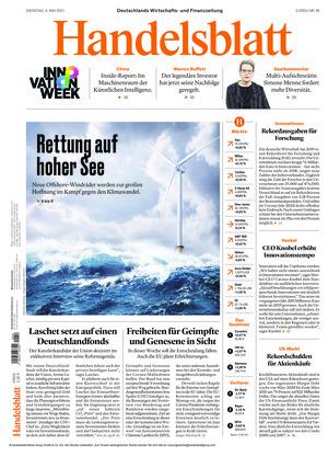 Handelsblatt (04.05.2021)