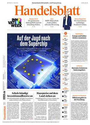 Handelsblatt (05.05.2021)