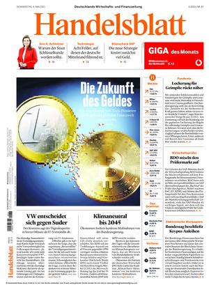 Handelsblatt (06.05.2021)