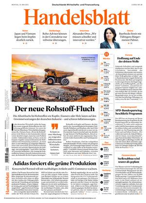 Handelsblatt (10.05.2021)