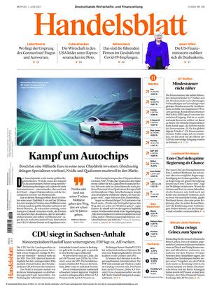 Handelsblatt (07.06.2021)
