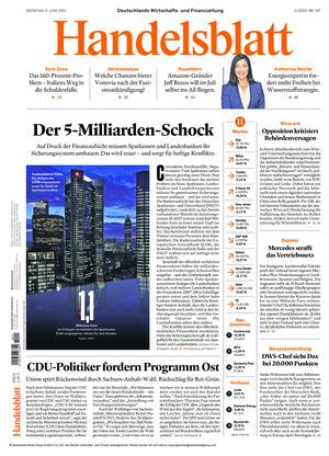 Handelsblatt (08.06.2021)