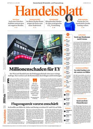 Handelsblatt (16.06.2021)