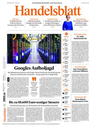 Handelsblatt (23.06.2021)