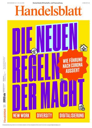 Handelsblatt (16.07.2021)