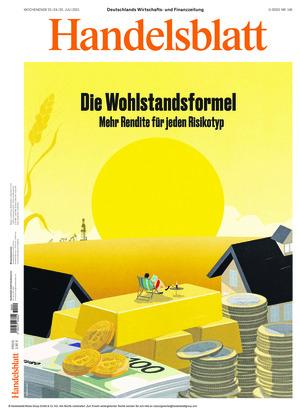 Handelsblatt (23.07.2021)