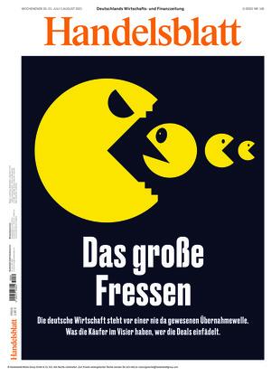 Handelsblatt (30.07.2021)