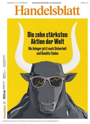 Handelsblatt (10.09.2021)