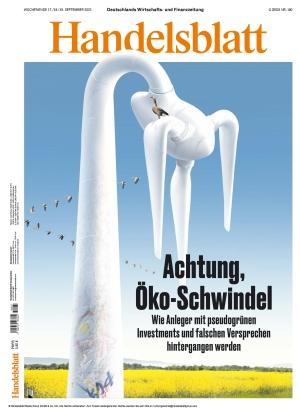 Handelsblatt (17.09.2021)