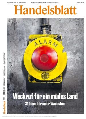 Handelsblatt (24.09.2021)