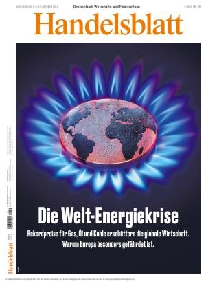 Handelsblatt (08.10.2021)