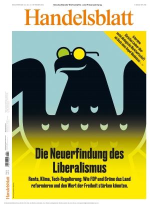 Handelsblatt (15.10.2021)