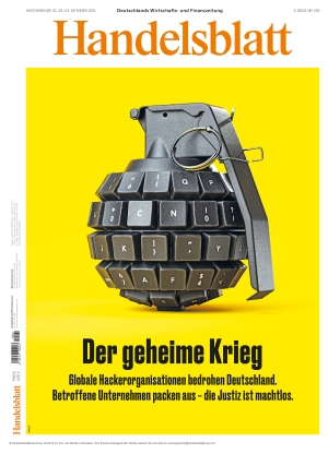 Handelsblatt (22.10.2021)